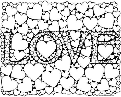 don t eat the paste love coloring page