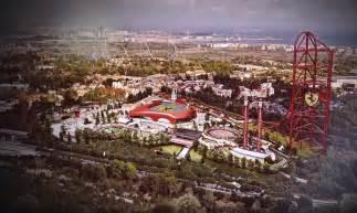land portaventura world s 3rd theme park to open