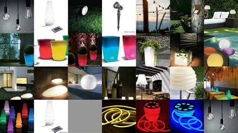 vasi luminosi da giardino vasi luminosi da giardino led e basso consumo per