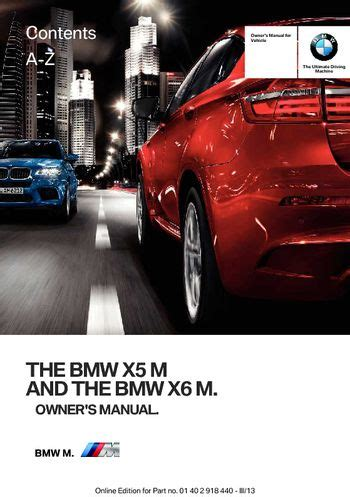 old car repair manuals 2013 bmw x5 m free book repair manuals download 2013 bmw x5 m owner s manual pdf 345 pages