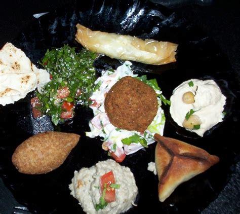 recette cuisine libanaise mezze assiette de mezze libanais la cuisine de tata chip