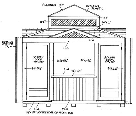 backyard building plans free outdoor kitchen pavilion wood plans part 2 free