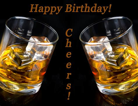 happy birthday card cheers whiskey gallery yopriceville
