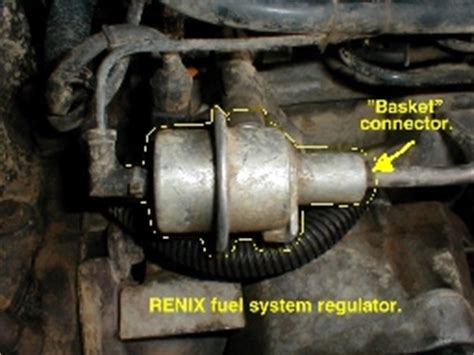 1996 Jeep Fuel Filter Location 1996 Jeep Fuel Pressure Regulator Location 1996