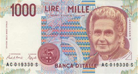 d italia cambio lire in come cambiare le vecchie lire in
