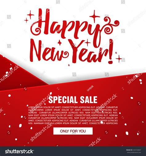 Templates Brochure Happy New Year | template design christmas banner happy new stock vector