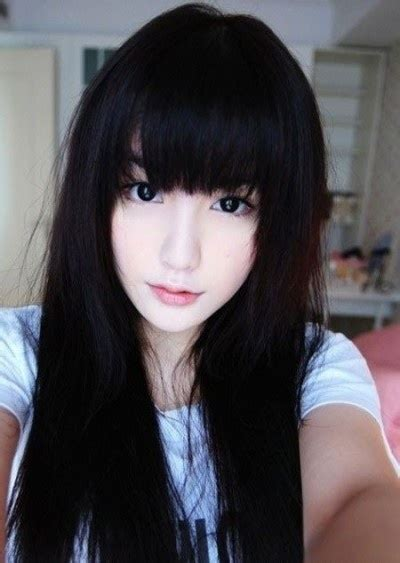 10 fabulous hairstyles with bangs and layers pretty designs
