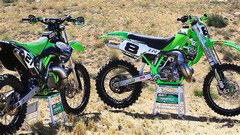 Mobile Motocross Motorrad by Kawasaki Kx 125 Mobile Motorrad Bild Idee