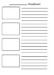 storyboard templat pre production studies storyboard templates