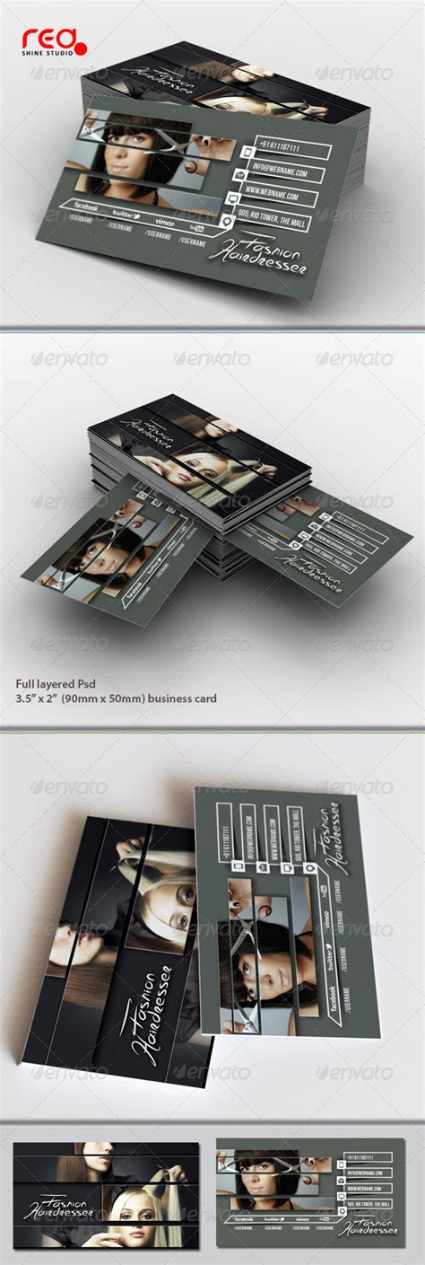 parlour visiting card templates parlour visiting card models 187 dondrup