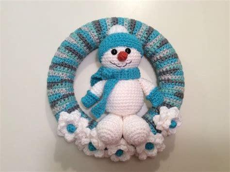 Weihnachten Basteln Einfach 5942 by Snowman Winter Wreath Tutorial Snowman Wreath