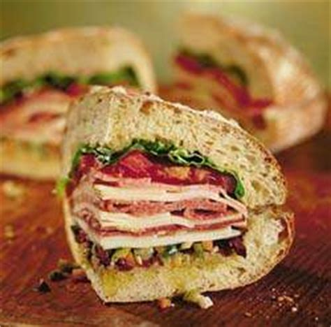 Wich Of The Week Muffaletta by Best Muffaletta Sandwich Recipe