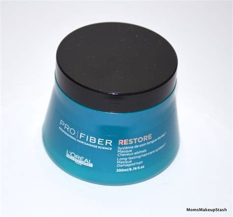 Loreal Hair Mask Saset 20ml pro fiber restore by l oreal professionnel in salon at