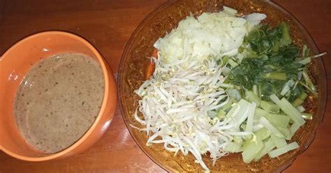 resep gado gado siram lotek asak oleh esafitri cookpad
