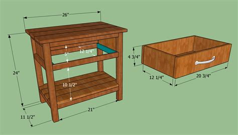 woodworking plans side table woodworking plans side table