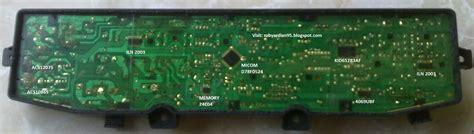 Ic Mesin Cuci Samsung koleksi kerusakan pada mesin cuci samsung