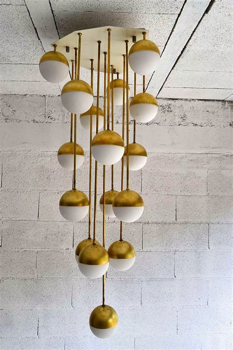 Italian Lighting Fixtures Keeping It Simple White And Gold Swoon Worthy