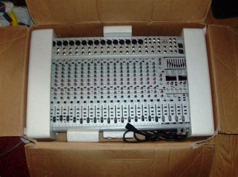 Mixer Behringer Eurodesk Sl2442fx Pro behringer sl2442fx pro behringer sl2442fxpro eurodesk 24