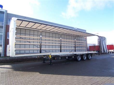zeil trailer schmitz maakt schuifzeil oplegger beter toegankelijk ttm nl