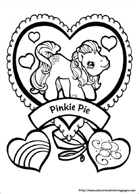 my little pony valentines day coloring pages my little pony coloring pages free for kids