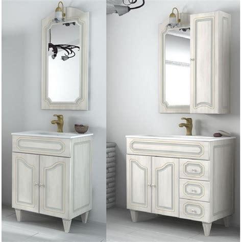 mobili bagno decape mobile bagno caravaggio arte povera decap 232 da 60 o 90 bh