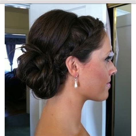 young bridesmaid buns 78 ideas about wedding low buns on pinterest soft updo