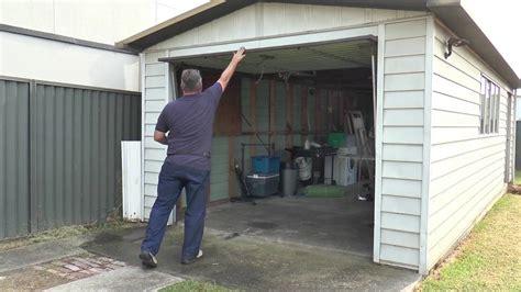 Sealing Garage Door Sides Cleverseal Tilt Garage Door Seals