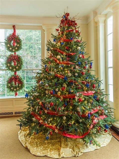 fotos de arboles de navidad decorados