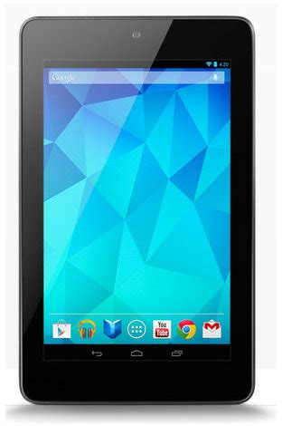 asus nexus 7 2012 asus nexus 7 2012 wi fi 16gb test tablet pc