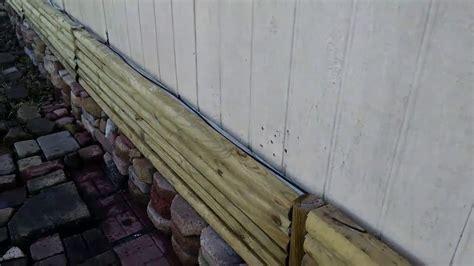 house skirt house skirting ideas landscape timbers for mobile home skirting log cabin mobile