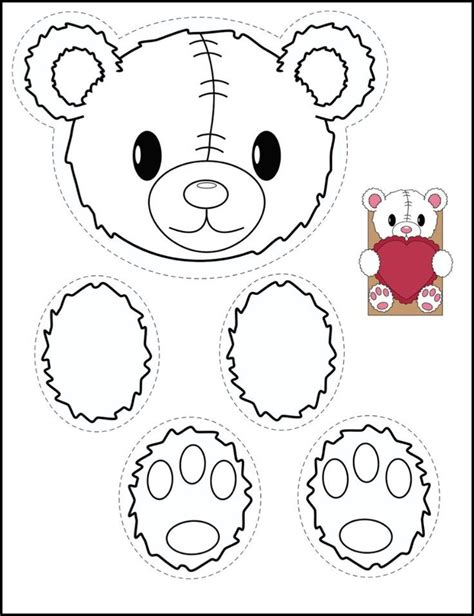 printable valentine paper crafts 238 best kindergarten feb images on pinterest