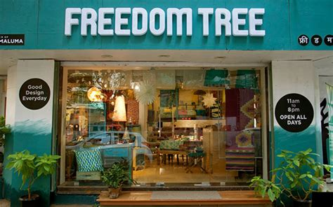 design for brands freedom tree homestore on pantone