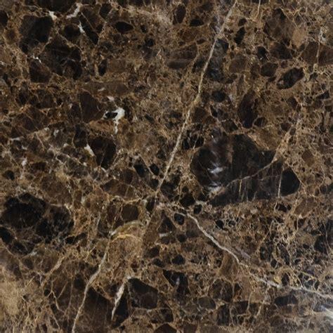 emperador dark polished marble floor and wall 12x12 tile