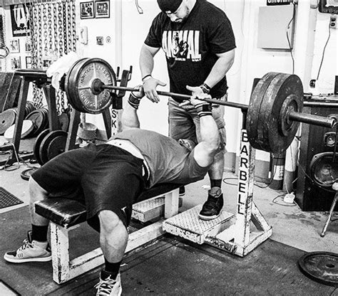 dan green bench press 4 steps to a bigger bench with dan boss green