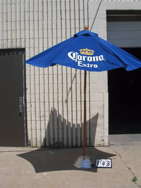 Corona Patio Umbrella Corona Patio Umbrella With Stand Summer Neon