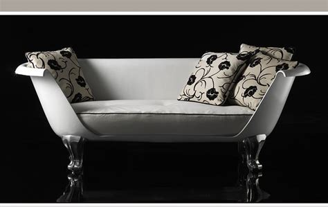 clawfoot tub sofa remember the clawfoot bathtub sofa from breakfast at