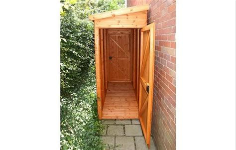 side shed google search wooden garden storage narrow