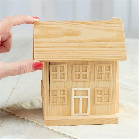 wood craft kits for unfinished wood house wood craft kits