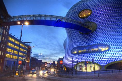birmingham cities sights and other places you need to visit great britain birmingham glasgow liverpool bristol manchester volume 3 books selfridges birmingham by future systems