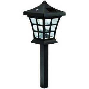 home depot solar path lights westinghouse venture solar path light set 6 326203