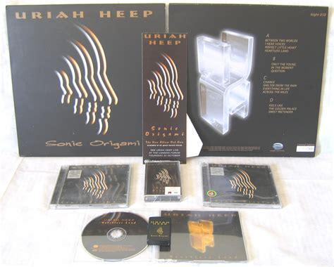 Uriah Heep Sonic Origami - sonic origami uriah heep collectors network