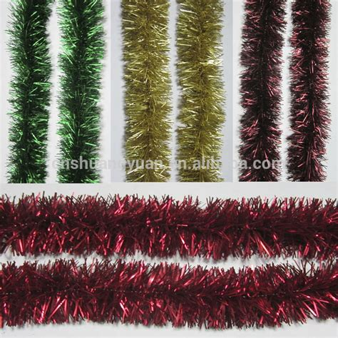 pet christmas tinsel garland buy christmas tinsel