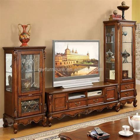 Alibaba Express Living Room Lcd Tv Stand Wooden Furniture