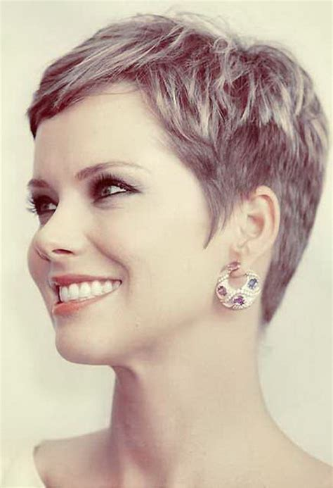 medium pixie cut hairstyle medium length pixie haircut