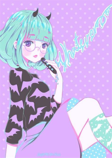 kawaii pastel goth fashion tumblr pastel goth art tumblr art pinterest pastel goth