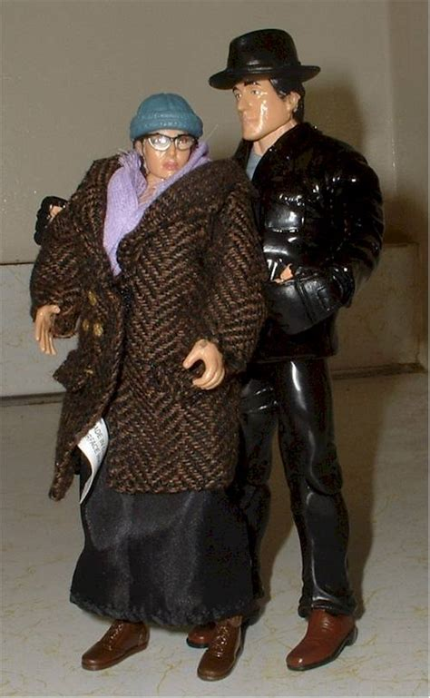 rocky v figures rocky and adrian figures another review by
