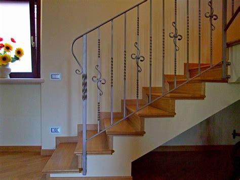ringhiera in ferro battuto per scale interne ringhiere in ferro battuto meglio di ringhiere ferro