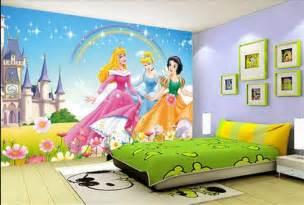 Wallpaper Childrens Room Custom Mural Wallpaper Kids Room Girls Room 3d Photo