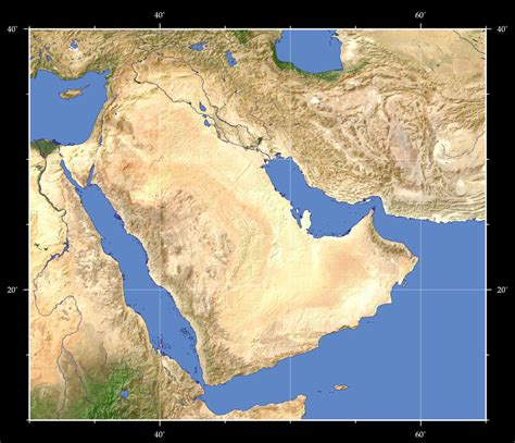 east middle earth map views of the earth map based browsing middle east