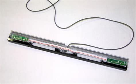Terlaris Sensor Bar Wii 1 follow up story tearing the wii sensor bar features no sensor nikkei technology